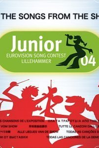 Junior Eurovision Song Contest 2004 poster