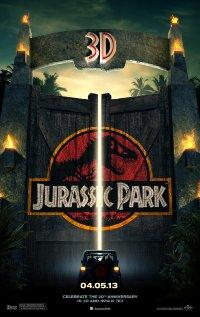 Jurassic Park (1993) cover