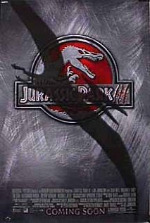 Jurassic Park III (2001) cover