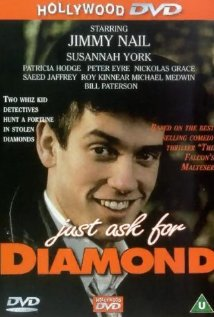 Just Ask for Diamond (1988) cover