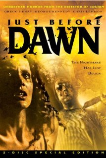 Just Before Dawn (1981) cover