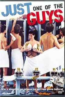 Just One of the Guys (1985) cover