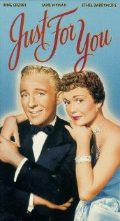 Just for You (1952) cover
