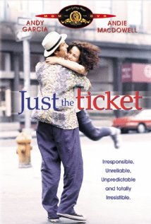 Just the Ticket (1999) cover