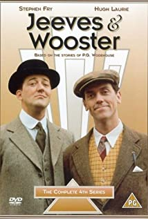Jeeves and Wooster 1990 poster