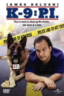 K-9: P.I. 2002 poster