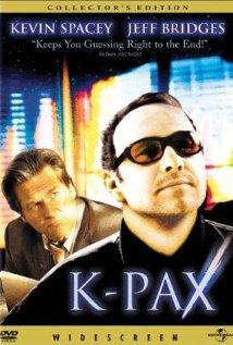 K-PAX 2001 poster