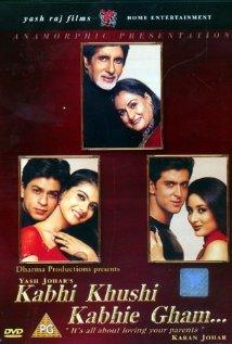 Kabhi Khushi Kabhie Gham... (2001) cover