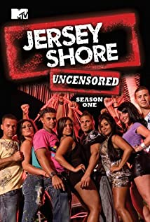 Jersey Shore 2009 poster