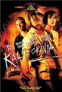 Kalifornia 1993 poster