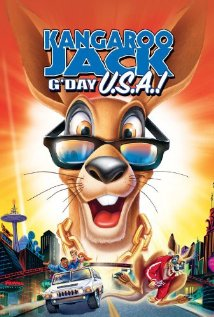Kangaroo Jack: G'Day, U.S.A.! 2004 poster