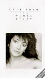 Kate Bush: The Whole Story (1986) cover