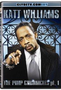 Katt Williams: The Pimp Chronicles Pt. 1 (2006) cover