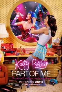 Katy Perry: Part of Me (2012) cover