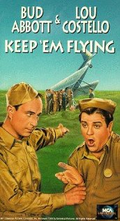 Keep 'Em Flying (1941) cover