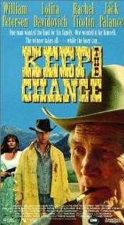 Keep the Change (1992) cover