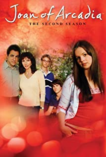Joan of Arcadia (2003) cover