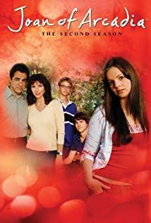 Joan of Arcadia 2003 poster