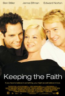 Keeping the Faith (2000) cover