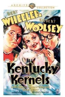Kentucky Kernels (1934) cover