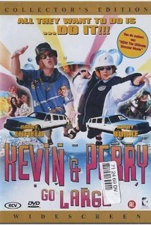 Kevin & Perry Go Large (2000) cover