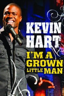 Kevin Hart: I'm a Grown Little Man (2009) cover