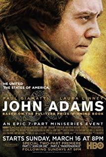 John Adams 2008 poster
