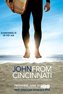 John from Cincinnati (2007) cover