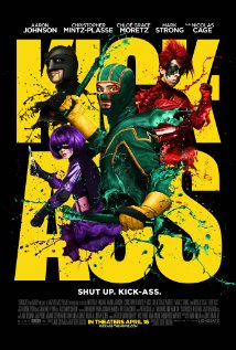 Kick-Ass (2010) cover