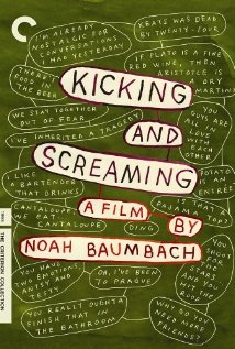 Kicking and Screaming 1995 poster