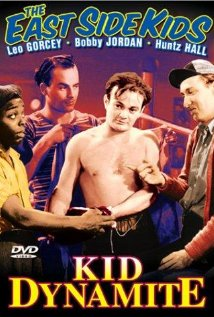 Kid Dynamite (1943) cover