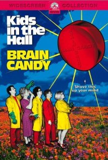 Kids in the Hall: Brain Candy 1996 poster