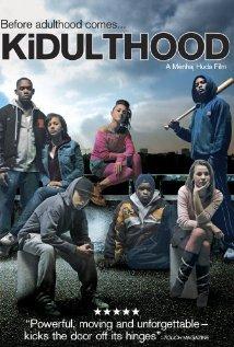 Kidulthood (2006) cover