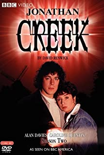 Jonathan Creek 1997 poster