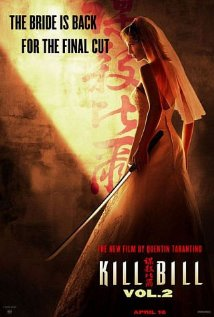 Kill Bill: Vol. 2 2004 poster