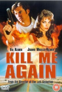 Kill Me Again (1989) cover