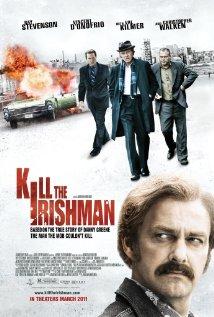 Kill the Irishman (2011) cover