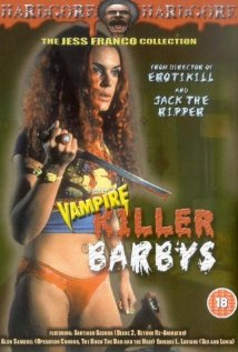 Killer Barbys (1996) cover