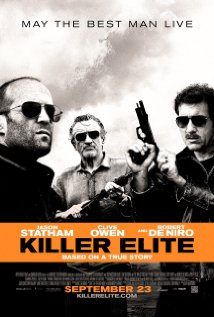 Killer Elite (2011) cover