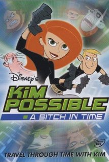 Kim Possible: A Sitch in Time (2003) cover
