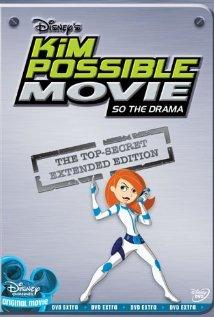 Kim Possible: So the Drama (2005) cover