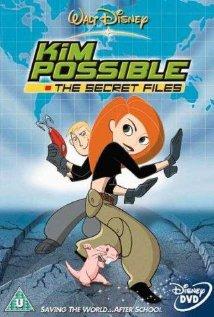 Kim Possible: The Secret Files 2003 poster