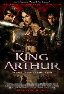 King Arthur 2004 poster