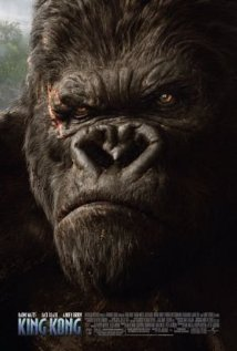 King Kong (2005) cover