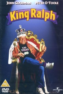 King Ralph (1991) cover