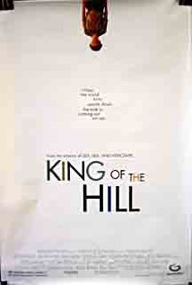 King of the Hill (1993) cover