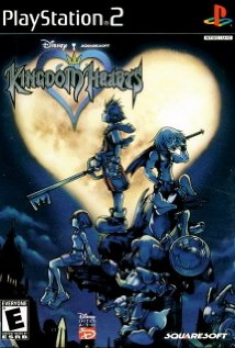 Kingdom Hearts (2002) cover