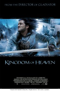 Kingdom of Heaven (2005) cover