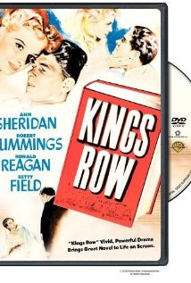 Kings Row (1942) cover