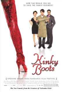 Kinky Boots (2005) cover